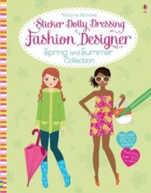 Image for Sticker Dolly Dressing Fashion Designer Spring and Summer Collection
