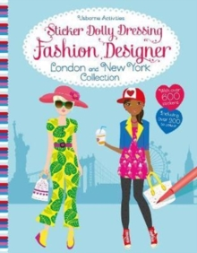 Image for Sticker Dolly Dressing Fashion Designer London and New York Collection