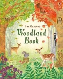 Image for The Usborne woodland book