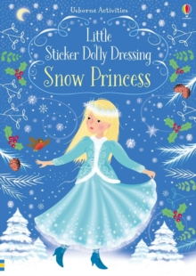 Image for Little Sticker Dolly Dressing Snow Princess