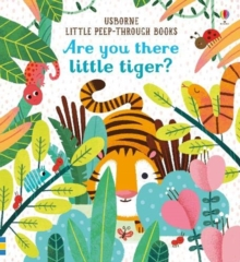Image for Are you there little tiger?