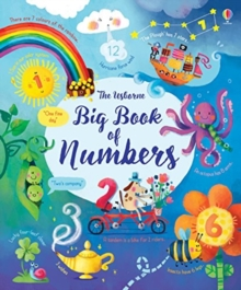 Image for The Usborne big book of numbers
