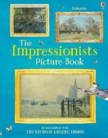 Image for The Usborne Impressionists picture book