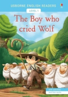 Image for The Boy Who Cried Wolf