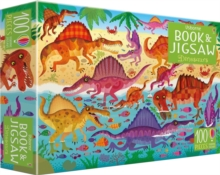 Image for Usborne Book and Jigsaw Dinosaurs