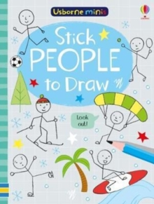 Image for Stick People to Draw