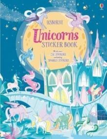 Image for Unicorns Sticker Book