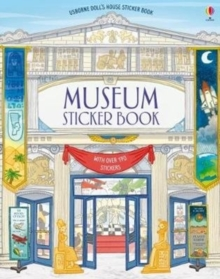 Image for Museum Sticker Book