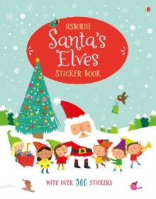 Image for Santa's Elves Sticker Book