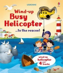 Image for Wind-Up Busy Helicopter...to the Rescue!
