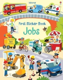 Image for First Sticker Book Jobs