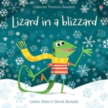 Image for Lizard in a blizzard