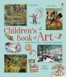 Image for Children's book of art