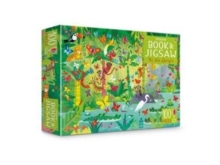 Image for Usborne Book and Jigsaw In the Jungle