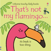 Image for That's not my flamingo...