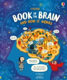 Usborne book of the brain and how it works - Nilsson, Mia