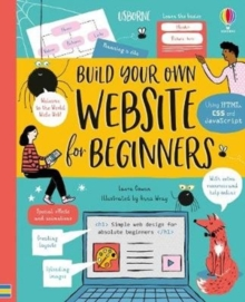 Image for Build your own website for beginners