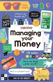Image for Usborne managing your money