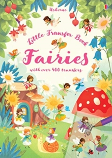 Image for Fairies Transfer Activity Book