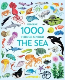 Image for Usborne 1000 things under the sea