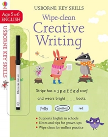 Image for Wipe-Clean Creative Writing 5-6