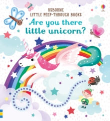 Image for Are you there little unicorn?