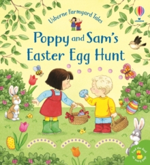 Poppy and Sam's Easter egg hunt - Taplin, Sam