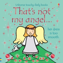 Image for That's not my angel..  : her dress is too smooth