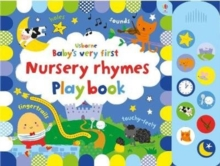 Image for Baby's very first nursery rhymes playbook