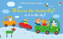 Image for Where's the butterfly?  : ...is it in the sky?