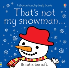 Image for That's not my snowman..  : its hat is too soft