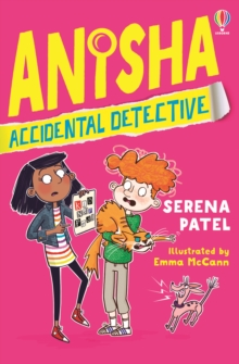 Image for Anisha, accidental detective