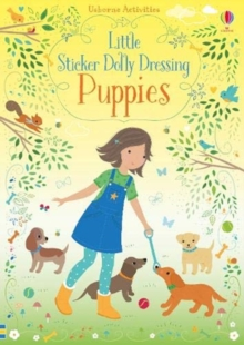 Image for Little Sticker Dolly Dressing Puppies