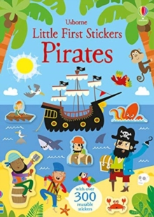 Image for Little First Stickers Pirates