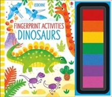 Image for Fingerprint Activities Dinosaurs