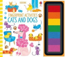 Image for Fingerprint Activities Cats and Dogs