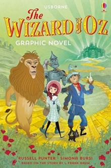 Image for The wizard of Oz  : graphic novel
