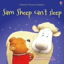 Image for Sam Sheep can't sleep