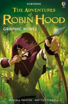 Image for The Adventures of Robin Hood Graphic Novel