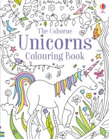 Image for Unicorns Colouring Book