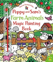 Image for Poppy and Sam's Farm Animals Magic Painting