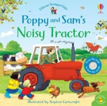 Image for Poppy and Sam's noisy tractor