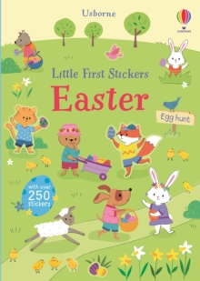 Image for Little First Stickers Easter