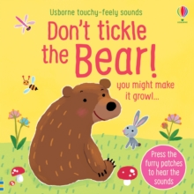 Image for Don't tickle the bear!  : you might make it growl...