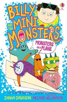 Image for Monsters on a plane