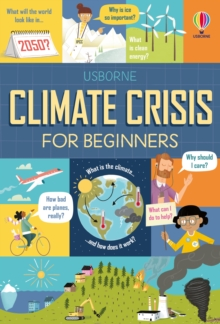 Climate crisis for beginners - Prentice, Andy