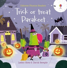 Image for Trick or treat, parakeet?