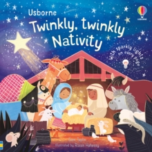 Image for The twinkly twinkly nativity book