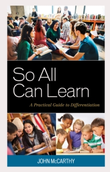 Image for So All Can Learn : A Practical Guide to Differentiation