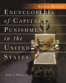 Image for Encyclopedia of Capital Punishment in the United States